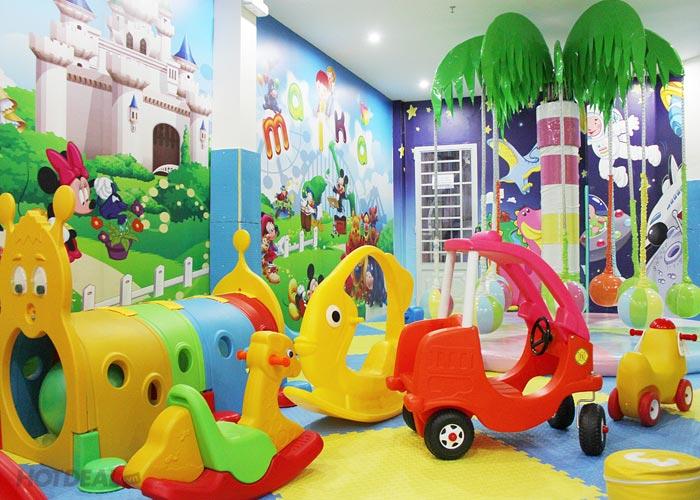 Kết quả hình ảnh cho khu vui chơi cho trẻ