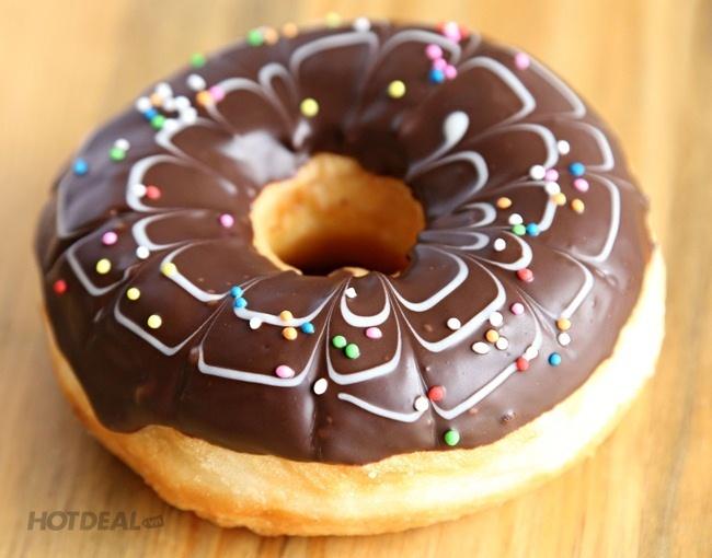 Kết quả hình ảnh cho bánh donut