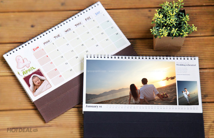 Kết quả hình ảnh cho lịch để bàn mỹ