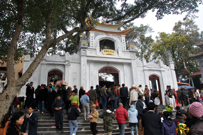 Đền Bắc Lệ - Lạng Sơn