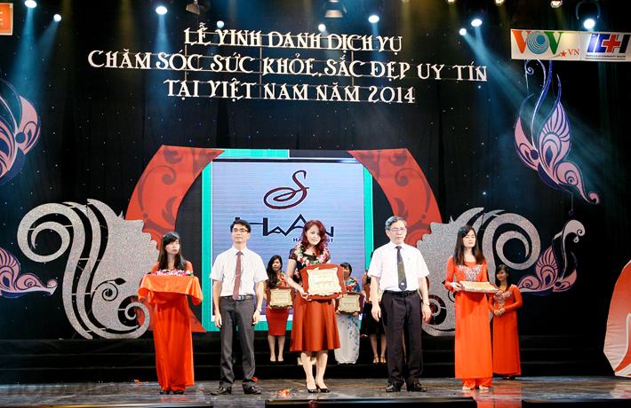 Làm Tóc Trọn Gói Tại Viện Tóc Hà An – Cây Kéo Vàng Sài Gòn