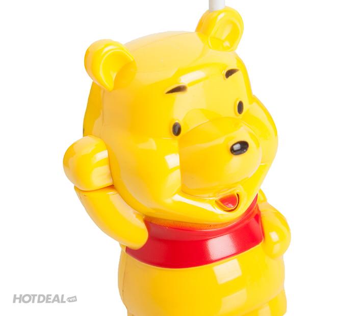 Bộ Đàm Gấu Pooh Liên Lạc Cho Bé (Kèm Pin)