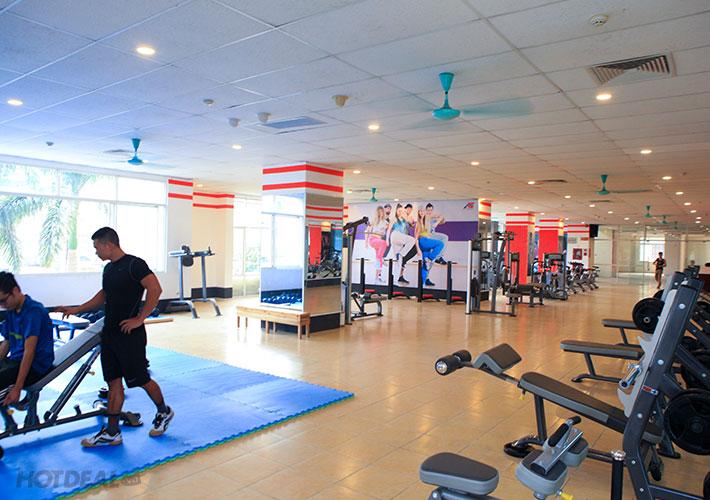 Tọa lạc tại tầng 2, tòa nhà VTC, 18 Tam Trinh, Hai Bà Trưng, Hà Nội, CLB  Adam & Eva ra đời với phương châm phục vụ nhu cầu rèn luyện nâng cao sức  khỏe, ...
