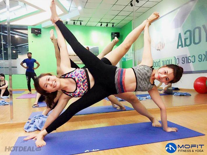 MOFIT Fitness & Yoga - Phòng tập tiêu chuẩn quốc tế tại Hà Nội