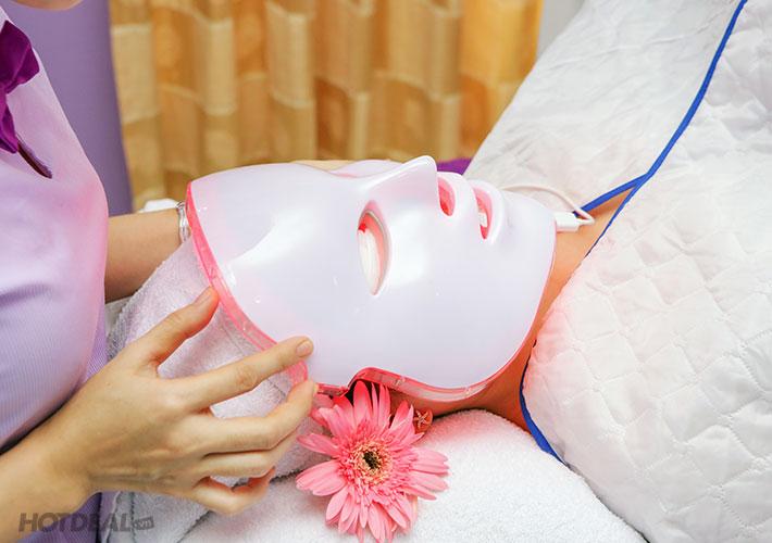Hấp trắng da mặt là phương pháp làm trắng bằng việc kích thích collagen mới